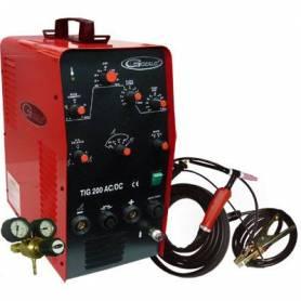 GA2001 - INVERTER GZ 200 ACDC DCI C/ANTORC.CAUDA.Y MASA