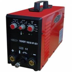 GW1600 - INVERTER GZ TIGVERT 160A HF SIN ACCESORIOS