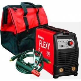 HIF2002 - INVERTER HELVI FLEXY 200 MULTITENSION 215 CON MALETA Y PINZAS