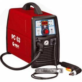 HPC631 - PLASMA PC63 C/ANT.(CAPAC.CORTE 20 mm.) C/ANTORCHA ST70
