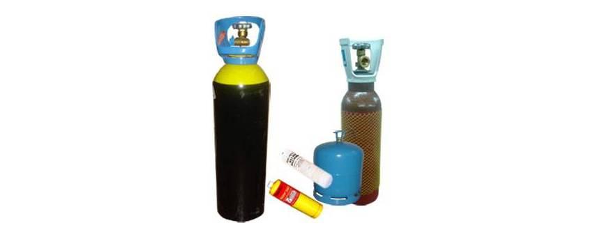 BOTELLAS PARA GASES - 7833