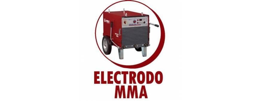 MAQUINARIA  PARA SOLDADURA MMA (ELECTRODO)