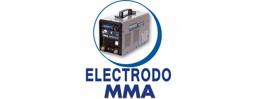 SOLDADURA MMA ERGUS INVERTERS