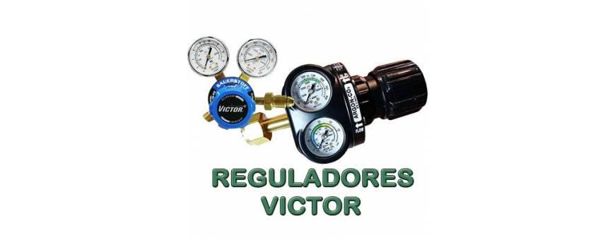 REGULADORES Y CAUDALIMETROS VICTOR - 732