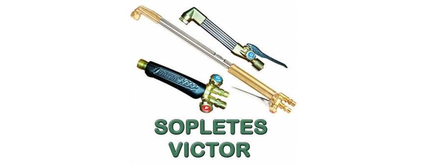 SOPLETES VICTOR CORTE Y SOLDADURA