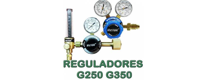 REGULADORES VICTOR SERIE G250 G350